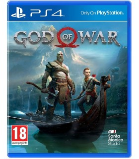 بازی God Of War مخصوص PS4