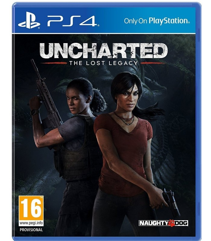 بازی Uncharted 4:The Lost Legacy مخصوص PS4