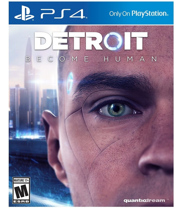 بازی Detroit :Become Human مخصوص PS4