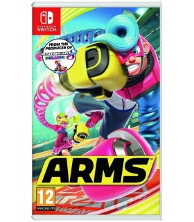بازی Arms مخصوص Nintendo Switch