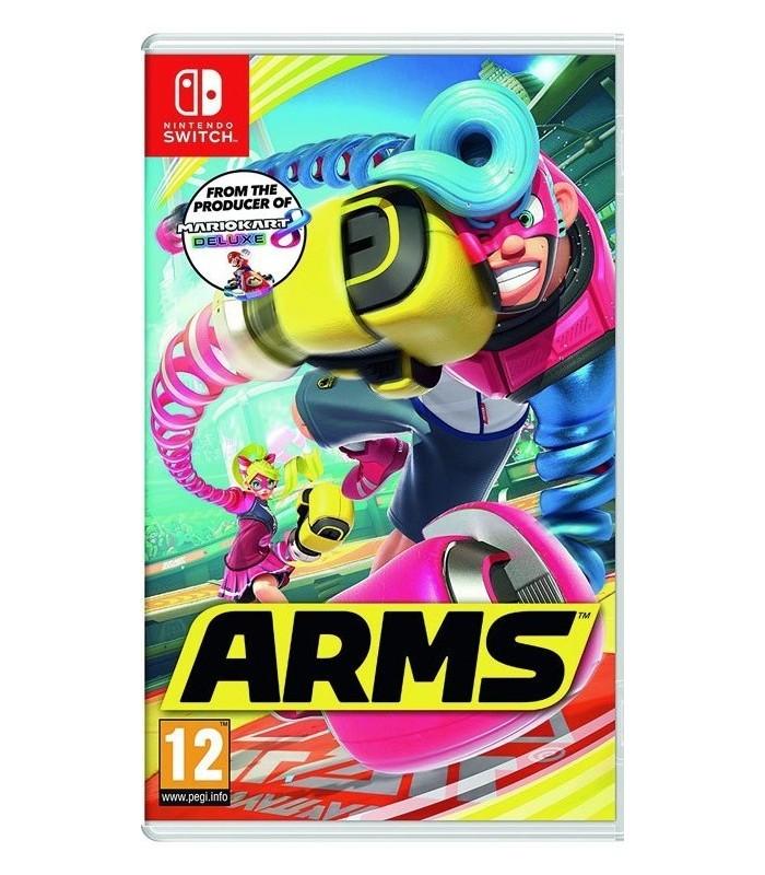 بازی Arms مخصوص Nintendo Switch