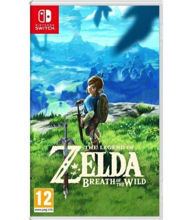 بازی The Legend Of Zelda:Breath Of The Wild مخصوص Nintendo Switch