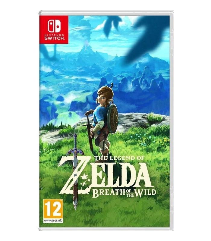 بازی The Legend Of Zelda:Breath Of The Wild مخصوص Nintendo Switch