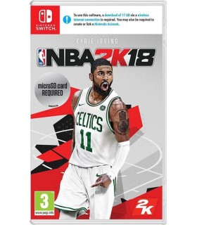 بازی NBA 2K18 مخصوص Nintendo Switch