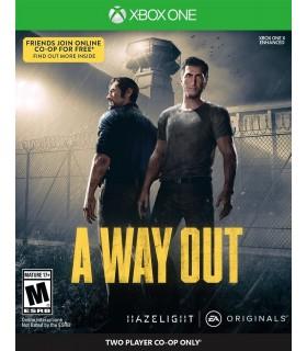 بازی A Way Out مخصوص Xbox One