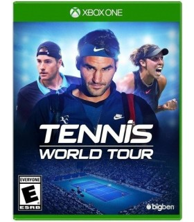 بازی Tennis World Tour مخصوص Xbox One