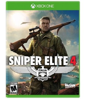 بازی Sniper Elite 4 مخصوص Xbox One