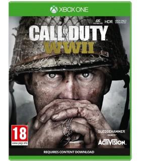 بازی Call Of Duty WWII مخصوص Xbox One