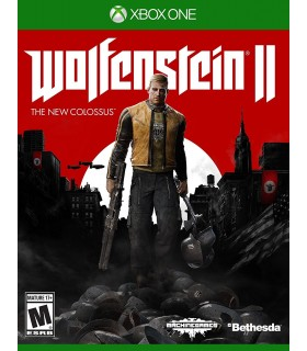 بازی Wolfenstein II: The New Colossus مخصوص Xbox One
