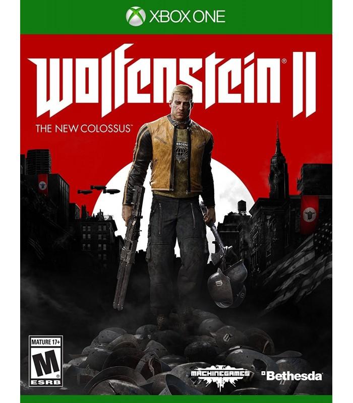 بازی Wolfenstein II: The New Colossus مخصوص Xbox One