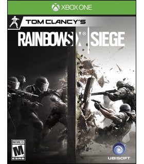 بازی Tom Clancy's Rainbow Six Siege مخصوص Xbox One