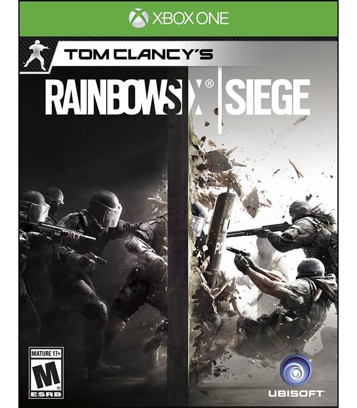 بازی Tom Clancy's Rainbow Six Siege مخصوص Xbox One