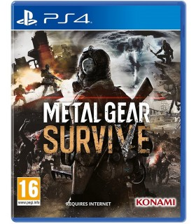 بازی Metal Gear Survive مخصوص PS4
