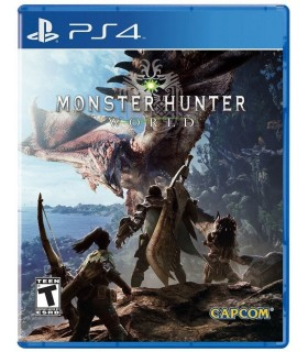 بازی Monster Hunter: World مخصوص PS4