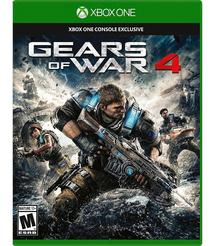 بازی Gears Of War 4 مخصوص Xbox One
