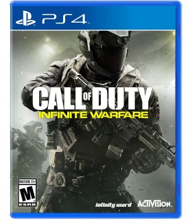 بازی کارکرده Call Of Duty: Infinite Warfare مخصوص PS4