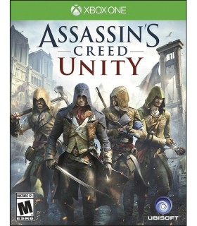 بازی کارکرده Assassin's Creed Unity مخصوص Xbox One