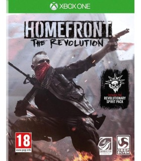 بازی کارکرده Homefront The revolution مخصوص Xbox One