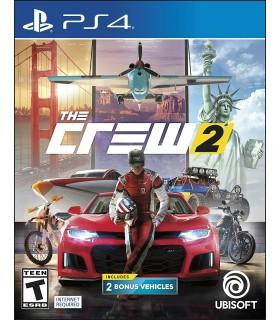 بازی The Crew 2 مخصوص PS4