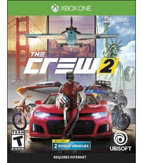 بازی The Crew 2 مخصوص Xbox One