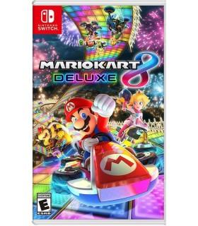 بازی کارکرده Mario Kart Deluxe 8 مخصوص Nintendo Switch