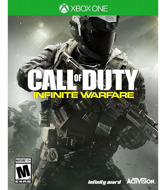 بازی کارکرده Call Of Duty: Infinite Warfare مخصوص Xbox One
