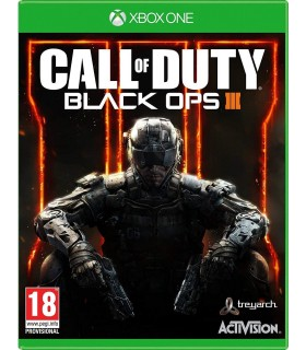 بازی کارکرده Call Of Duty: Black Ops III مخصوص Xbox One