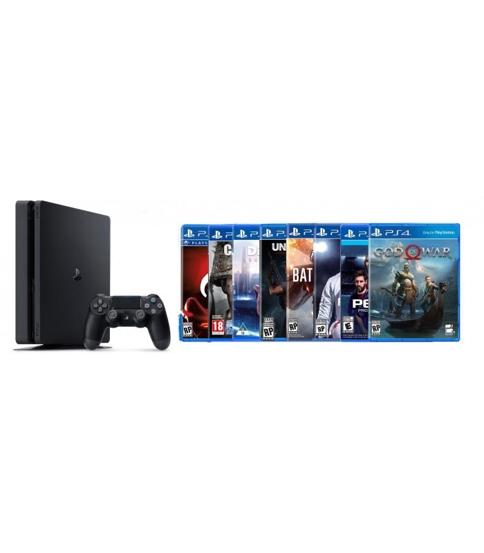 مجموعه بازی های آفلاین PS4