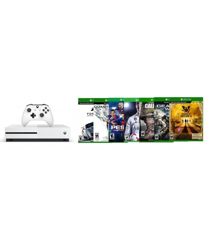 مجموعه بازی های آفلاین Xbox One