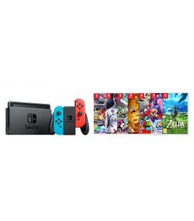 مجموعه بازی های آفلاین Nintendo Switch