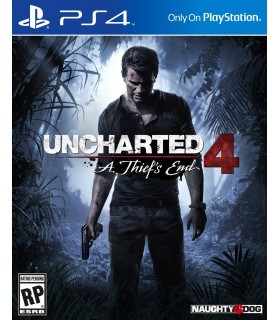 بازی کارکرده Uncharted 4 مخصوص PS4