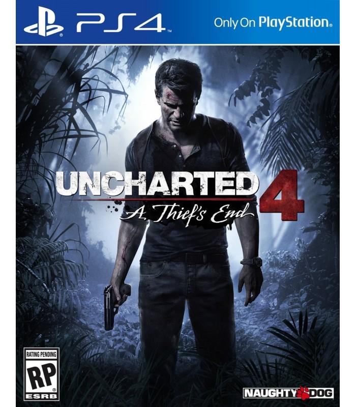 بازی Uncharted 4 مخصوص PS4
