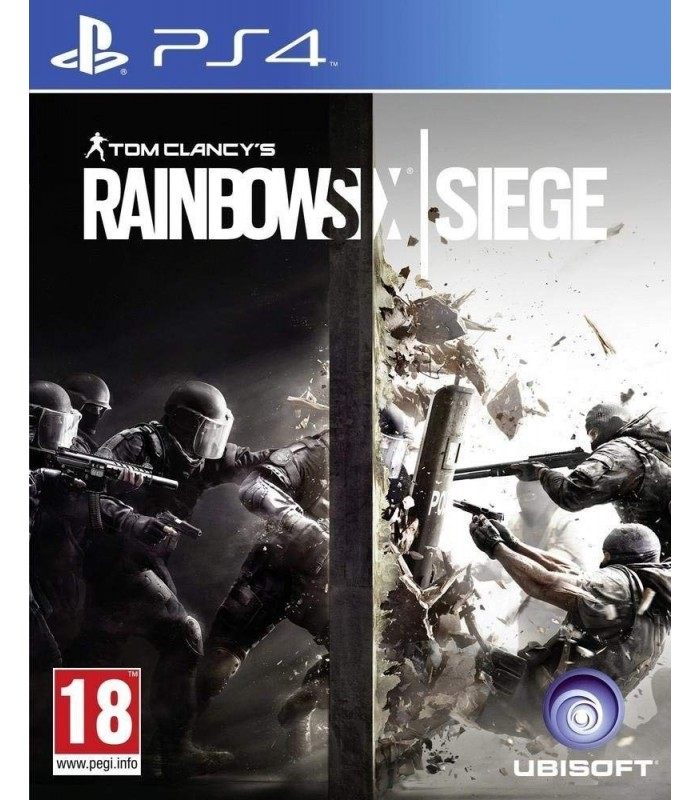 بازی Tom Clancy's Rainbow Six Siege مخصوص PS4