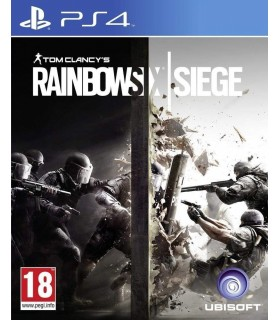 بازی کارکرده Tom Clancy's Rainbow Six Siege مخصوص PS4