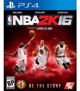 بازی کارکرده NBA 2K16 مخصوص PS4