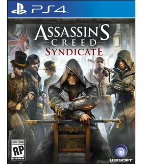 بازی کارکرده Assassin's Creed Syndicate مخصوص PS4