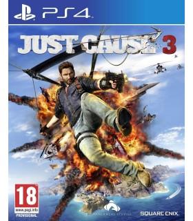 بازی کارکرده Just Cause 3 مخصوص PS4