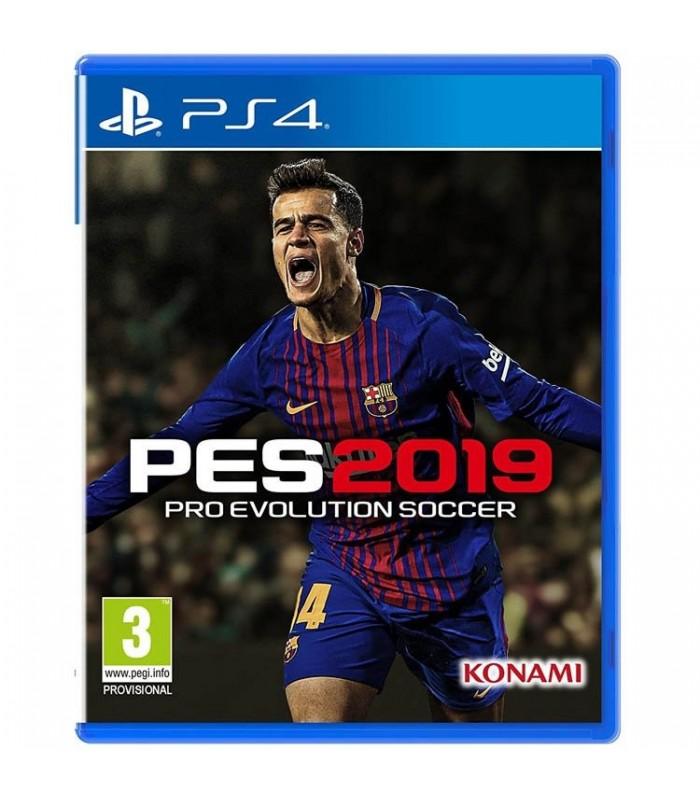 بازی PES2019 مخصوص PS4