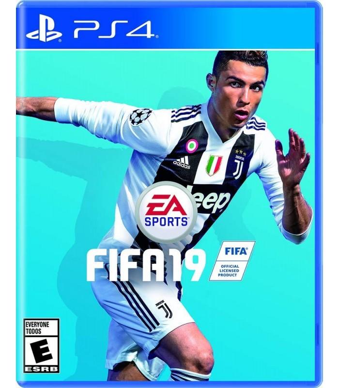بازی Fifa 19 مخصوص PS4
