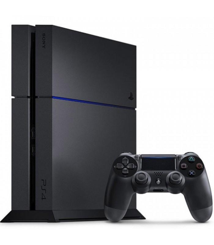 کنسول بازی سونی پلی استیشن PS4 Phat - ظرفیت 500 گیگابایت - R2 - 1216A - کارکرده