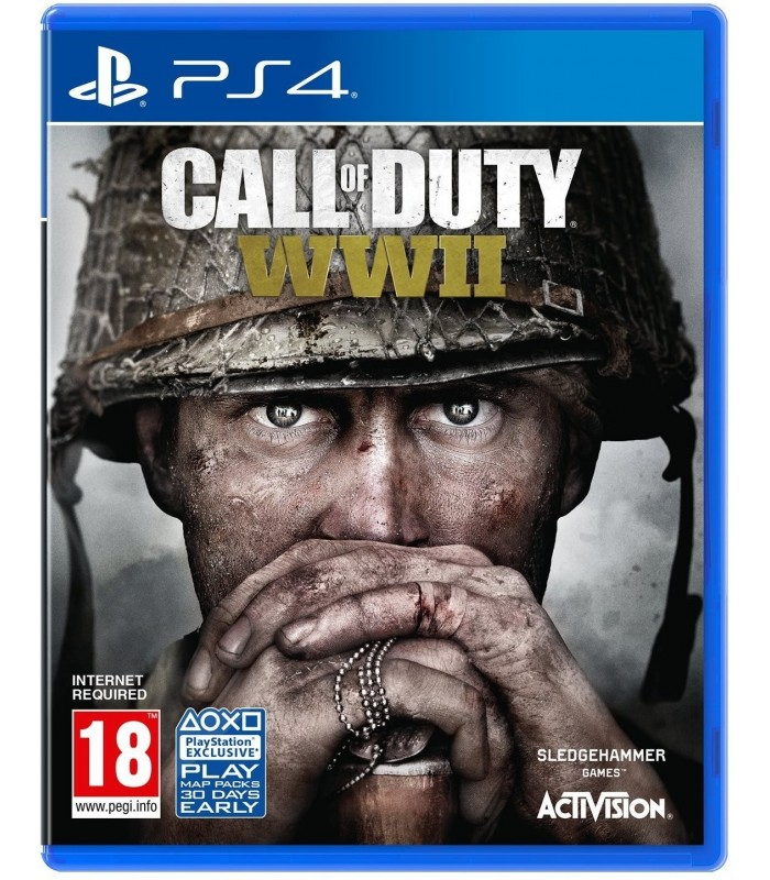 بازی Call Of Duty WWII مخصوص PS4