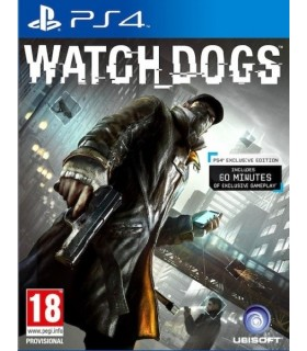 بازی کارکرده Watch Dogs مخصوص PS4