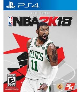 بازی کارکرده NBA 2K18 مخصوص PS4