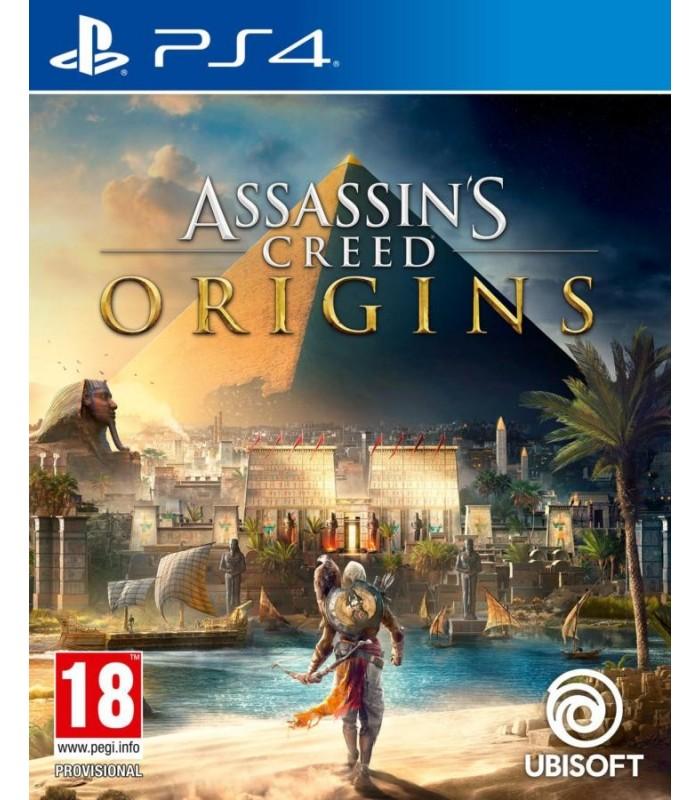 بازی کارکرده Assassin's Origins مخصوص PS4