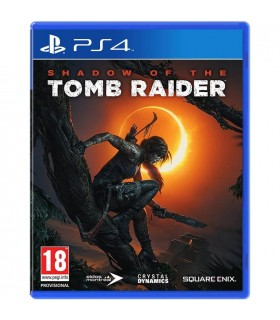 بازی Shadow of the Tomb Raider مخصوص PS4