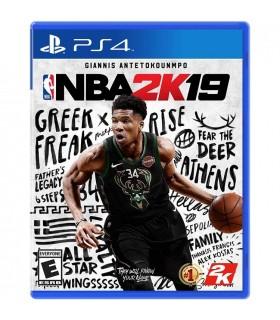 بازی NBA 2K19 مخصوص PS4