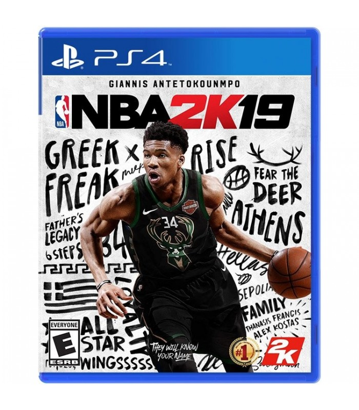بازی NBA 2K 19 مخصوص PS4