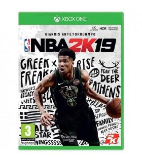 بازی NBA 2K19 مخصوص Xbox One