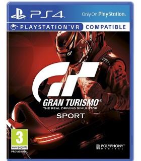 بازی کارکرده Gran Turismo Sport مخصوص PS4