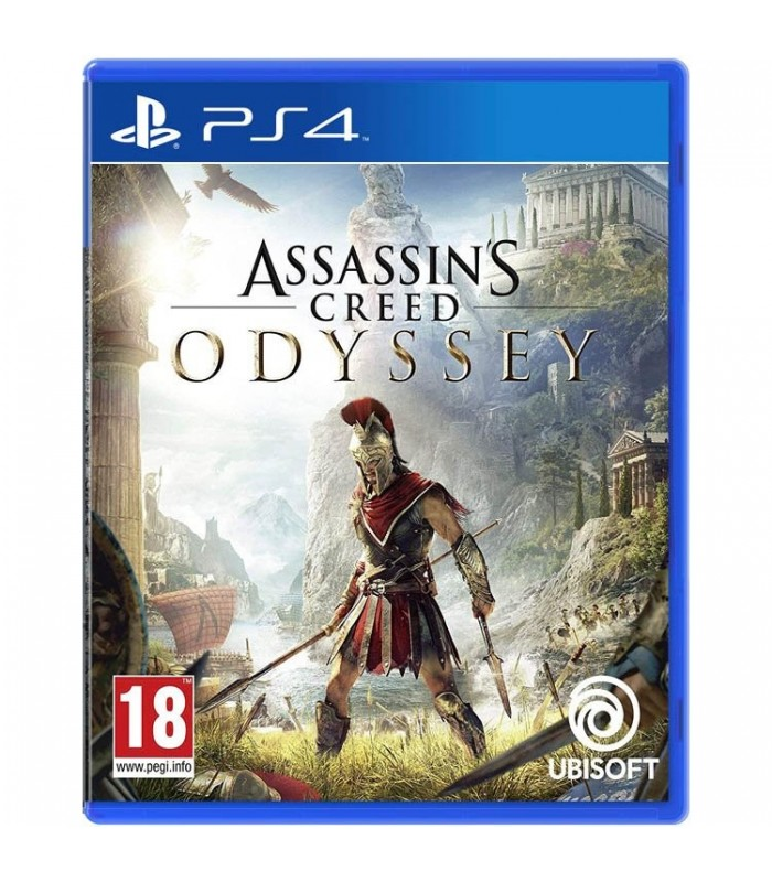 بازی Assassins Creed Odyssey مخصوص PS4